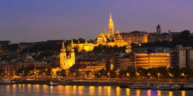 Travel money - Budapest, Hungary