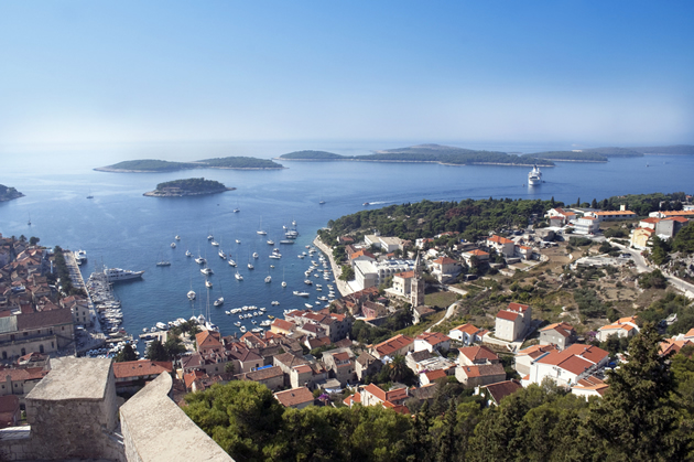 Travel money - Hvar in Croatia