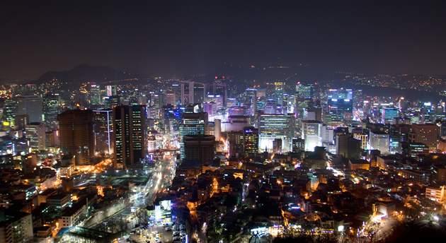Travel money - Seoul city