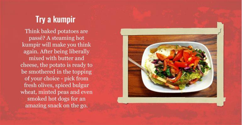 Try a kumpir