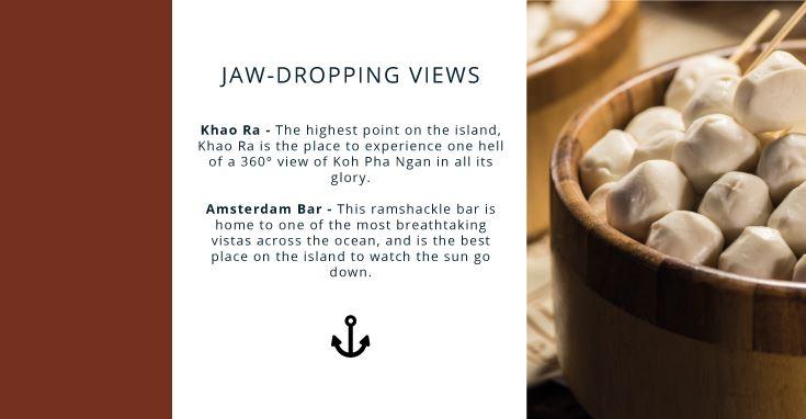 Koh Pha Ngan: jaw-dropping views