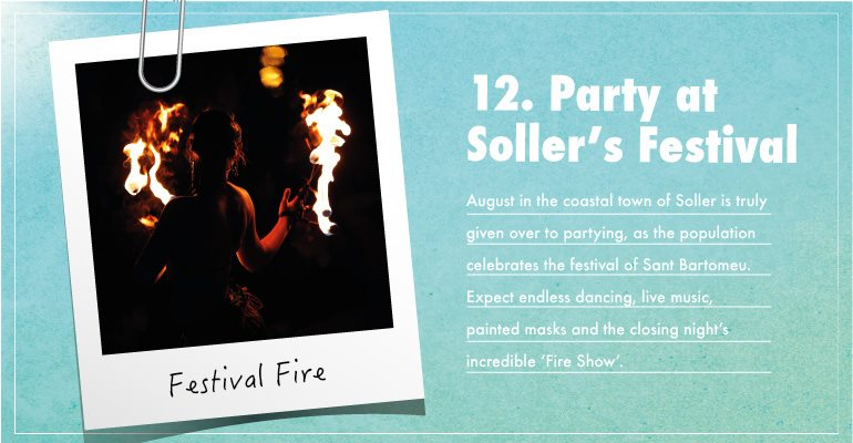 Party at Soller's Festival