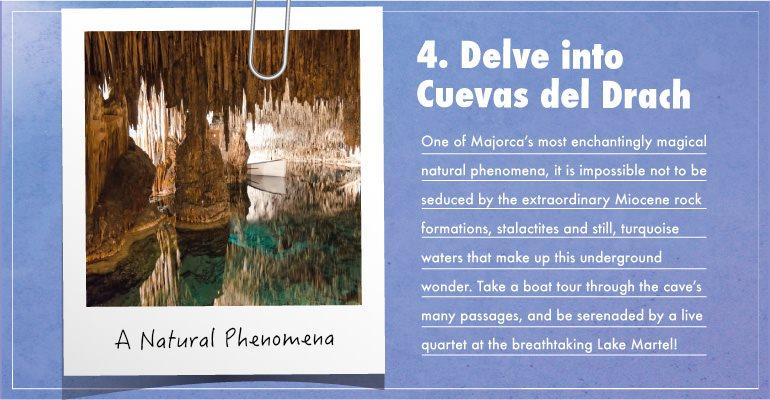 Delve into Cuevas del Drach