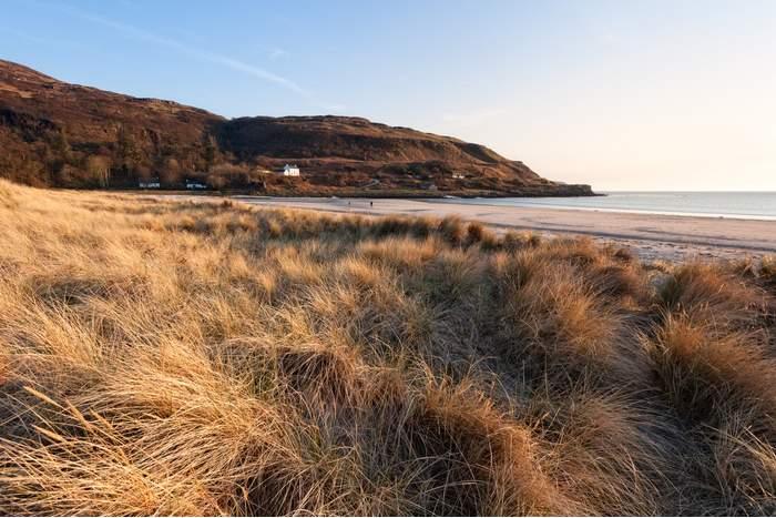 calgary beach, isle of mull