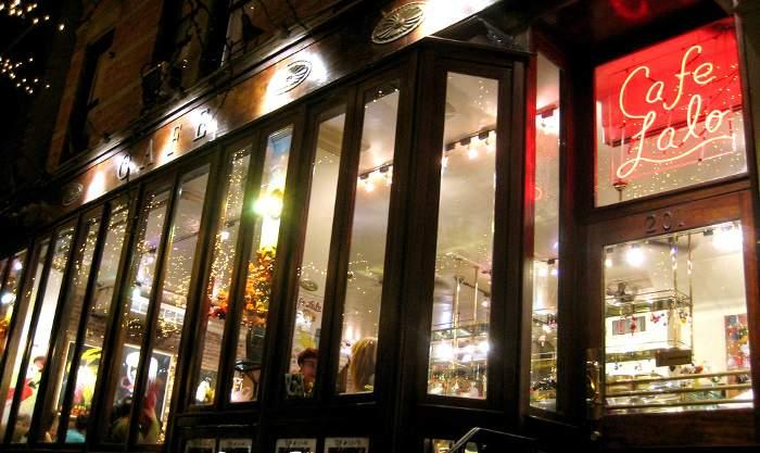 cafe lalo film sets you can visit