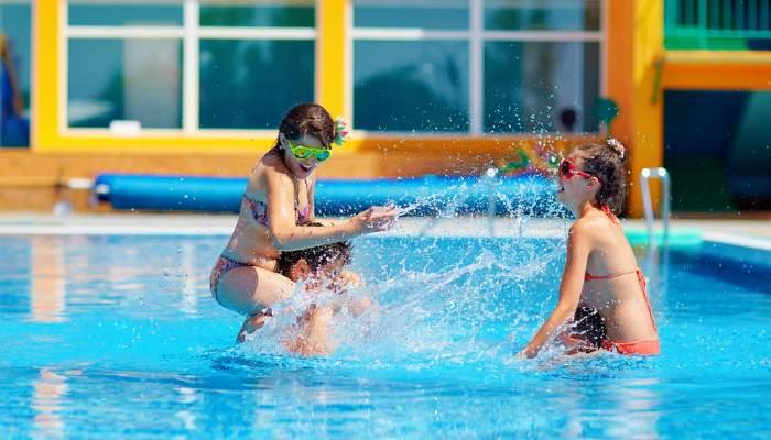 waterfights