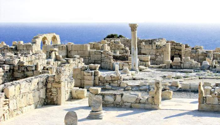Kato Paphos Archaeological Park 2