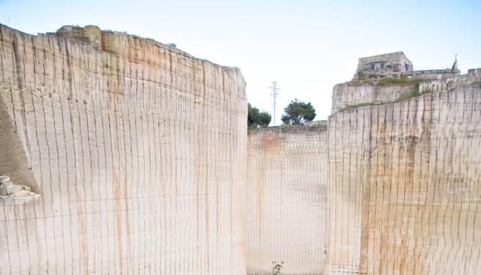 Lithica Pedreres de S'Hostal Quarry, Menorca