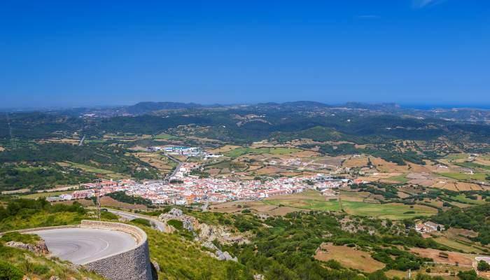 Monte Toro Mountain
