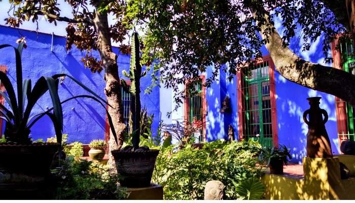 mexico city Museo Frida Kahlo