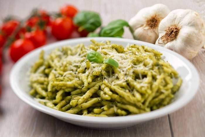 Pesto alla Genovese from Genoa, Liguria