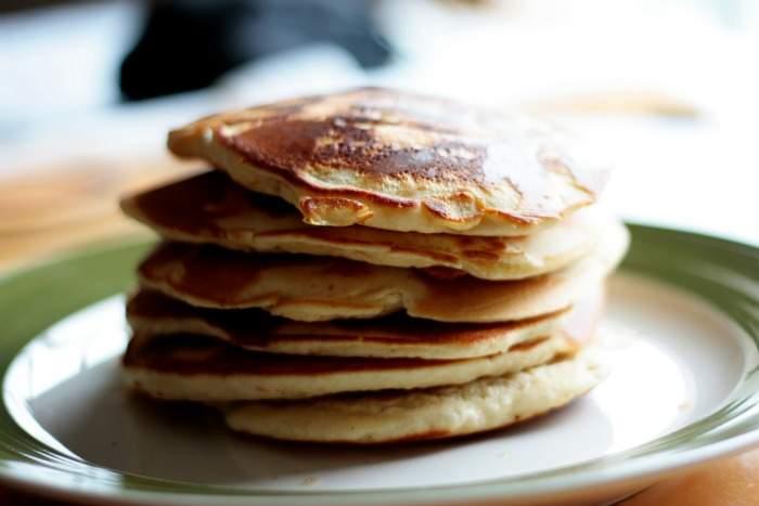 American Pancakes - American Breakfast