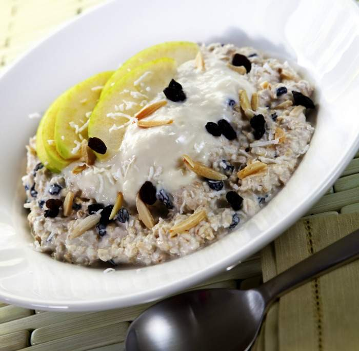 Bircher Museli - Swiss Breakfast