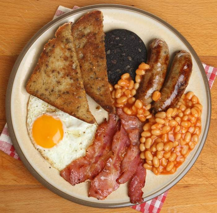 Full English - British Breakfast