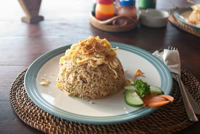 Nasi Goreng - Indonesian Breakfast