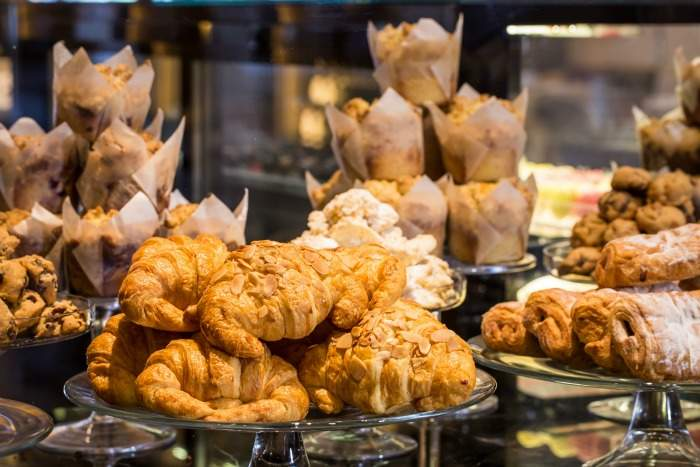 Pastries & Coffee - French Breakfast