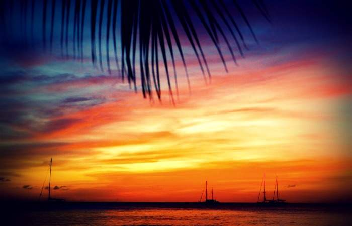 sunset-over-the-caribbean-sea-grand-anse-bay-grenada-with-filter