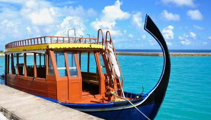 maldive ferry