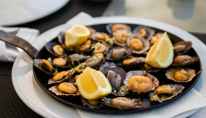 seafood madeira