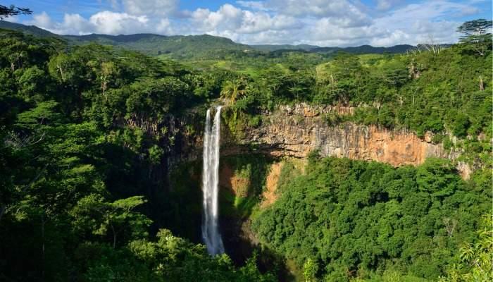 chamarelwaterfall