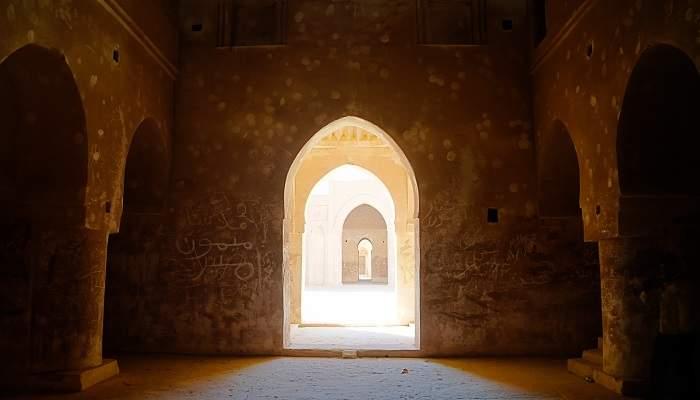 abbasid palace iraq
