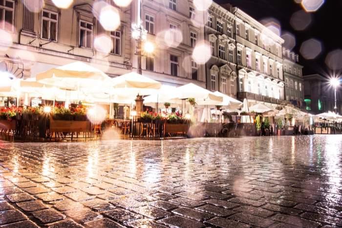 Al freso dining Krakow