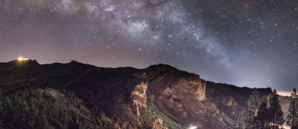 Canary Islands stargazing