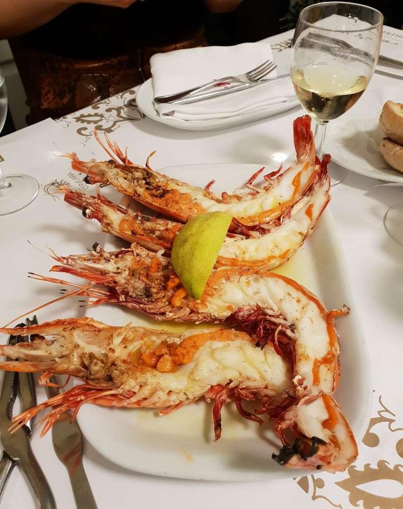 lisbon seafood ramiros