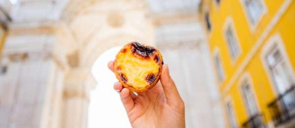 lisbon food pastel de nata