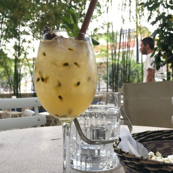 cyprus restaurant cocktail
