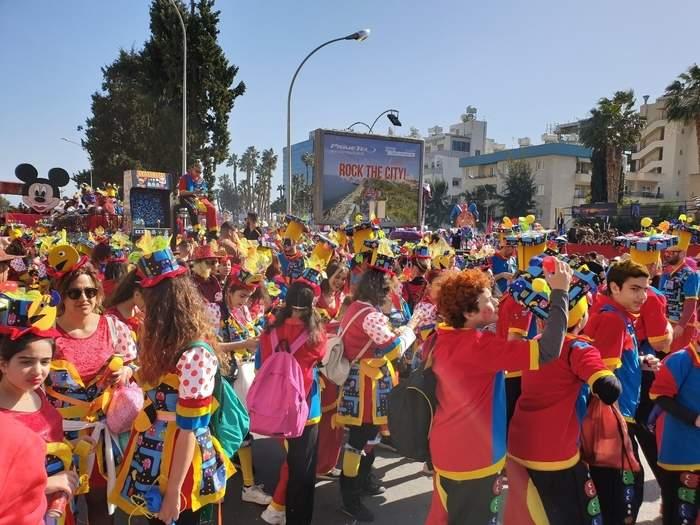 limassol carnival cyprus