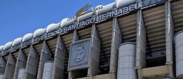 Real Madrid's Santa Bernabeu Stadium