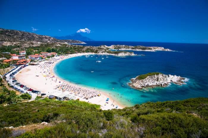 halkidiki beach greece