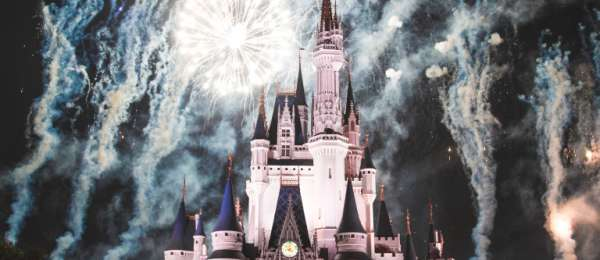 disney world orlando fireworks
