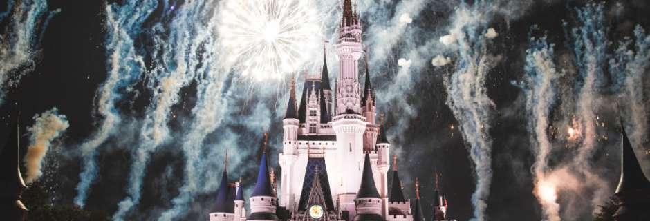 disney world orlando fireworks