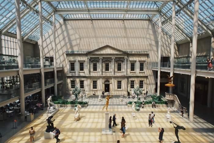 Met Museum, New York