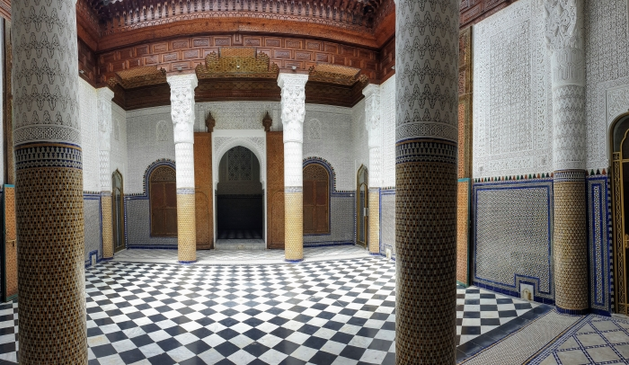marrakech palace