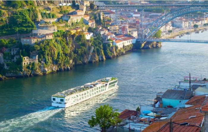 River Cruise on the Douro, Porto, Portugal