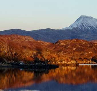 Suilven in Scotland