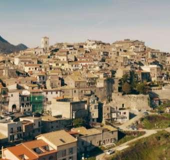 Sant'Oreste in Italy