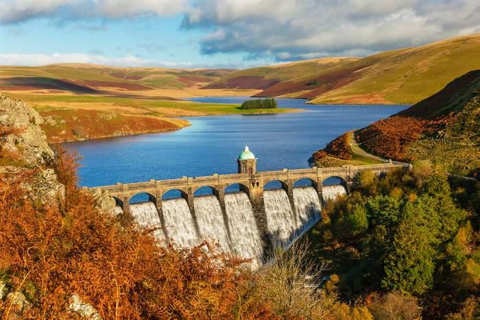 Powys Wales