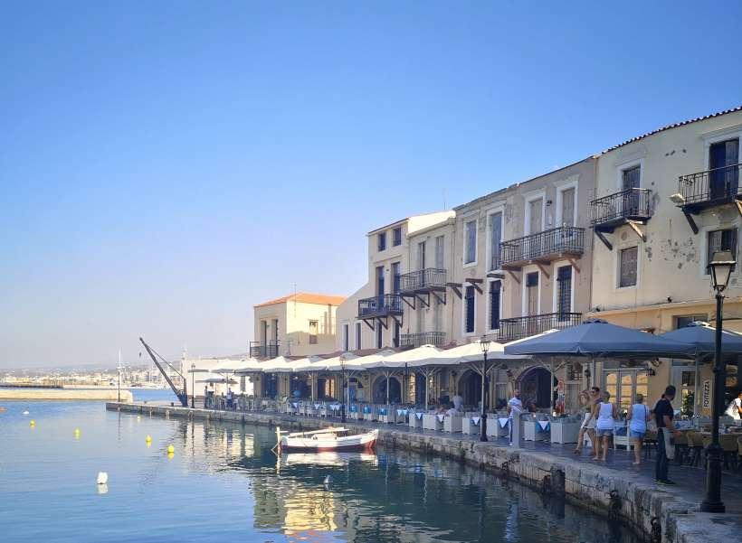 view of the shore, Crete