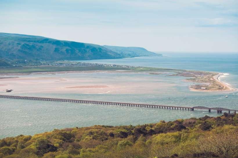 Mawddach Estuary ,Wales, Gwynedd