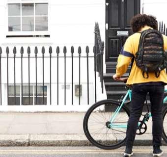 cyclist london