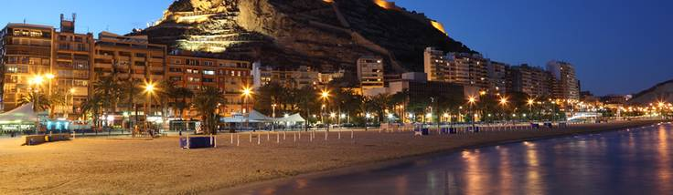 flights to alicante from scotland